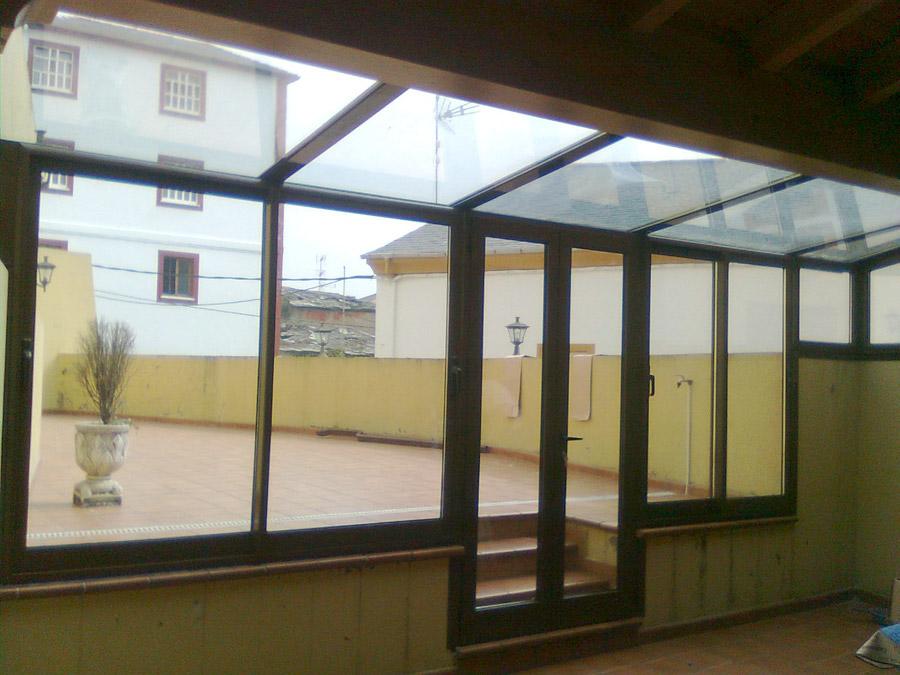 Carpinter a de aluminio ntv nuevas tecnolog as de la - Cierres de aluminio para terrazas ...